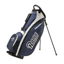 Wilson: NFL Carry Golf Bag - Los Angeles Rams