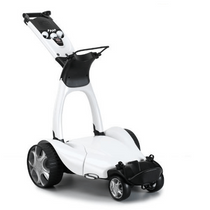 Stewart Golf: X9 Follow Motorized Golf Cart