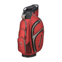 Wilson: NFL Cart Golf Bag - Tampa Bay Buccaneers