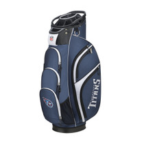 Wilson: NFL Cart Golf Bag - Tennessee Titans