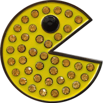 ReadyGolf: Arcade Ball Marker with Crystals