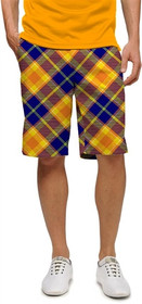 Loudmouth Golf: Men's Shorts - Peanut Butter & Jelly*