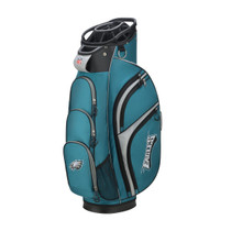 Wilson: NFL Cart Golf Bag - Philadelphia Eagles