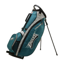 Wilson: NFL Carry Golf Bag - Philadelphia Eagles