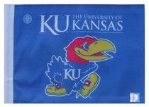 SSP Flags: University 11x15 inch Flag Variety - University of Kansas