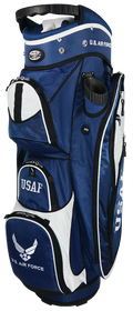 U.S. Air Force Military Cart Bag by Hotz Golf  **Estimated Restock Date – Mid-Late Sept 2021