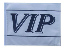 SSP Flags: 11x15 inch Golf Cart Replacement Flag - VIP