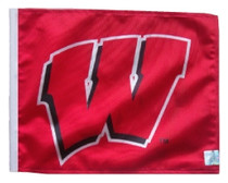 SSP Flags: University 11x15 inch Flag Variety - Wisconsin Badgers