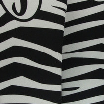 BeeJo's: Golf Headcover - Zebra Print ***SHIP DATE JULY 6***