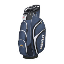 Wilson: NFL Cart Golf Bag - Los Angeles Chargers