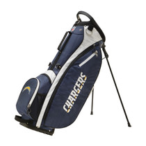 Wilson: NFL Carry Golf Bag - Los Angeles Chargers