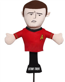 Creative Covers: Star Trek Golf Headcover - Scotty
