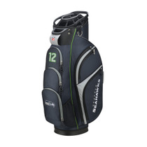 Wilson: NFL Cart Golf Bag - Seattle Seahawks
