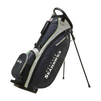 Wilson: NFL Carry Golf Bag - Seattle Seahawks