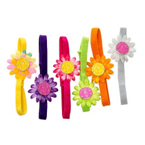 Goodie Girl Golf: Small Headband Daisy Magnetic Ball Marker Holder