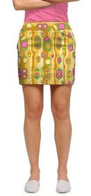 Loudmouth Golf: Women's Skort - Sock It To Me*
