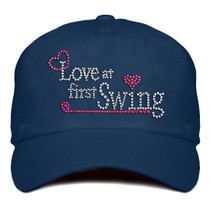 Titania Golf: Women's Cap - Love At First Swing