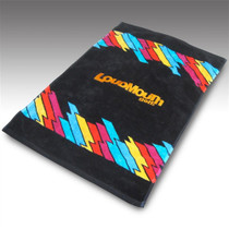 LoudMouth Golf Golf Bag Towel - Captain Thunderbolt