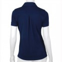 Fairway & Greene: Women's Reese Short Sleeve Pique Polo