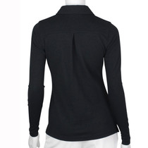 Fairway & Greene: Women's Jeni Long Sleeve Pique Polo