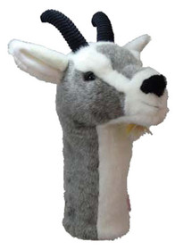 Daphne's HeadCovers: Goat Golf Club Cover