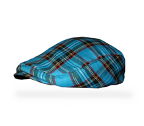 Golf Knickers: Men's 'Par 5' Plaid Golf Knickers & Cap - Dougherty