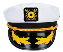 Captain's Yacht Cap by Dorfman Pacific