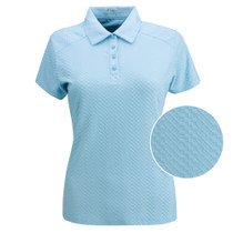 Nancy Lopez Golf: Women's Short Sleeve Polo - Grace