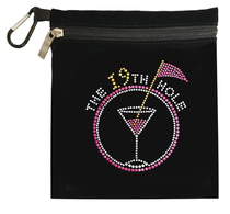 Titania Golf: Women's Accessory Bag - 19th Hole