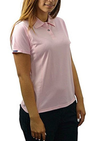 Bermuda Sands Women's Lady Breeze Polo - Pink - SALE