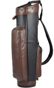 Sun Mountain: Men's Leather Cart Bag