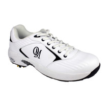 Oregon Mudders: Men's Athletic Golf Shoe with Spike Sole - MCA400S