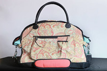 Sassy Caddy: Weekender & Fitness Bag - Groovy