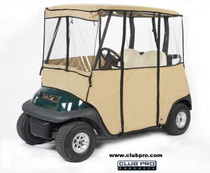 Club Pro: Universal Golf Cart Enclosure - 3X4 *Expected to Ship Late November*