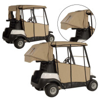 Club Pro: Club Car Precedent Golf Cart Accessory - Cabana Cover *Expected to Ship Late November*