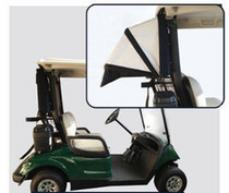 Club Pro: Yamaha Golf Cart Accessory - Cabana Cover *Expected to Ship Late November*