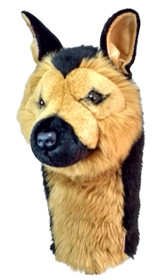 Daphne's HeadCovers: German Shepherd Dog Golf Club Cover