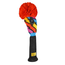Just 4 Golf: Loudmouth Fairway Headcover - Captain Thunderbolt