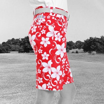 Royal & Awesome Women's Golf Shorts - Wahine Magnet - SALE