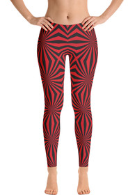 ReadyGOLF: Widow Maker Women's All-Over Legging