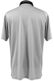 Pole Dancer (Grey) Mens Golf Polo Shirt by ReadyGOLF