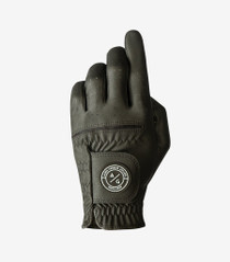 Asher Golf: Men's Chuck 2.0 Golf Glove - Blackout