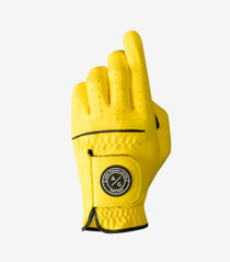 Asher Golf: Men's Chuck 2.0 Golf Glove - Yellow