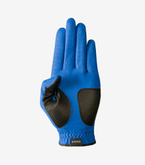 Asher Golf: Men's Chuck 2.0 Golf Glove - Blue