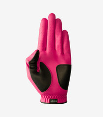 Asher Golf: Women's Chuck 2.0  - Pink Golf Glove