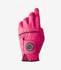 Asher Golf: Ladies Chuck 2.0 Golf Glove  - Pink