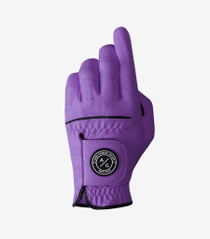 Asher Golf: Ladies Chuck 2.0 Golf Glove -  Violet