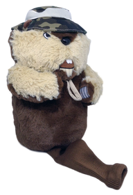 Groundskeeper Gopher Golf Headcover by ReadyGOLF - Driver