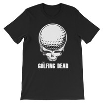 ReadyGOLF: The Golfing Dead Short Sleeve T-Shirt