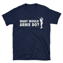 What Would Arnie Do? T-Shirt by ReadyGOLF